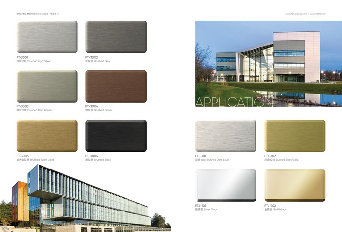 Aluminium Composite Panel