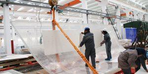 Manufacturing Acrylic Sheeting