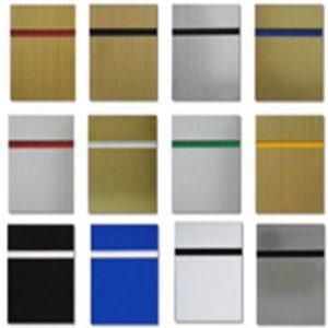 iPlastics Laser Engraving Material