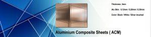Aluminium Composite by iPlastics