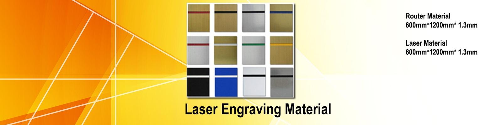 Laser Engraving Material by iPlastics